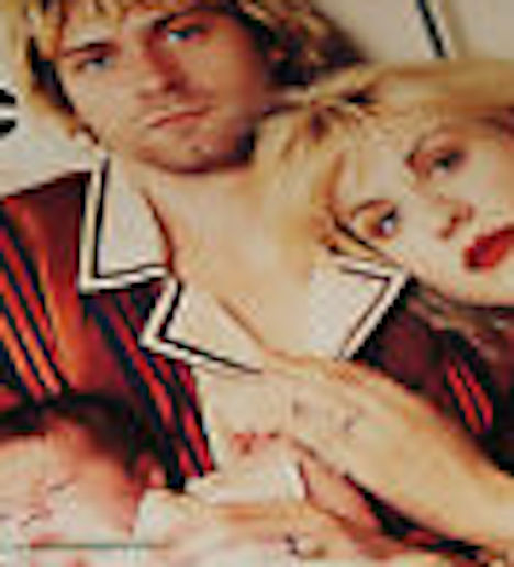 Kurt and courtney and frances