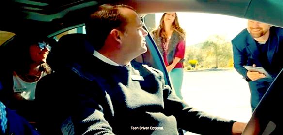 Teen Driver Dad